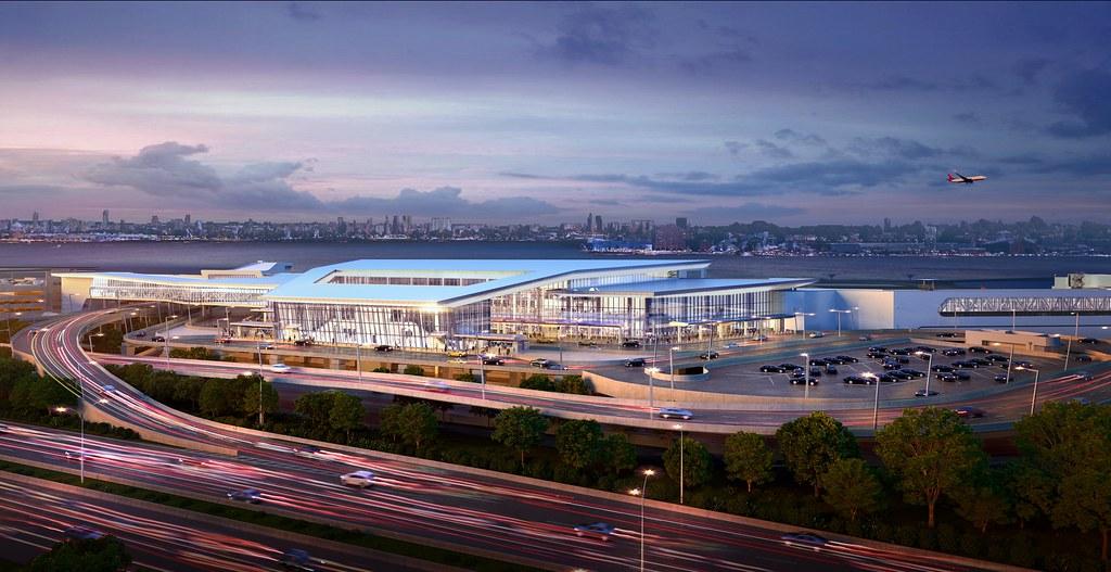 Delta LaGuardia Terminal